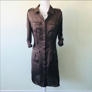 Banana Republic Safari Dress